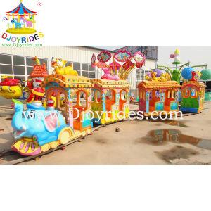Kids Amusement Rides Elephant Train for Sale (DJ-TT245000) pictures & photos