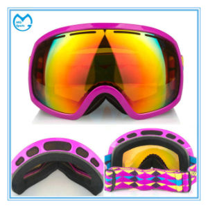Youth Big Size PC Lens Accessories Safety Glasses Ski Eyewear pictures & photos