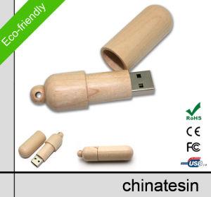 8GB Wooden USB Flash Memory