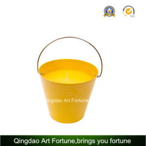Pot Bucket Citronella Outdoor Candle for Garden Decor pictures & photos