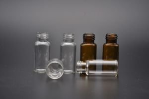 20ml Clear and Amber Tubular Glass Vials pictures & photos