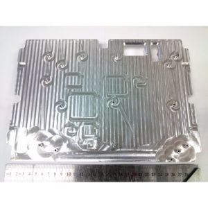 OEM Anodized Turned Aluminum Parts Fabrication Service CNC Machine Spare Parts pictures & photos