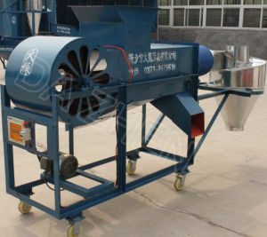 Grain Cleaner and Separator by Means of Air Streams pictures & photos