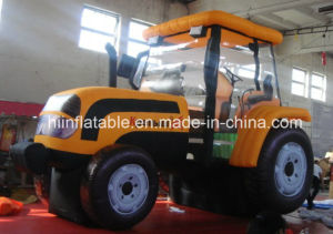 2015 New Attractive Inflatable Truck for Advertising