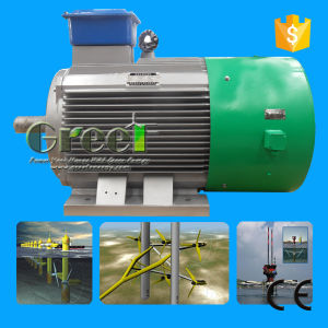 1kw to 5000kw Hydro Turbine Permanent Magnet Generator for Sale pictures & photos