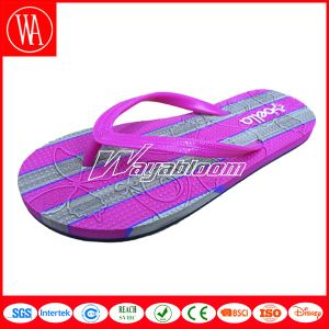 Outdoors Beach Flip Flops, Printing Slippers for Men pictures & photos