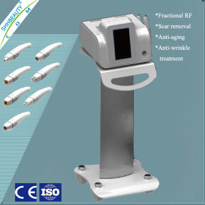Non-Invasive No Needle Fractional RF with 7 Heads