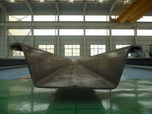 Steel Sheet Piles (EN10249) Made in China