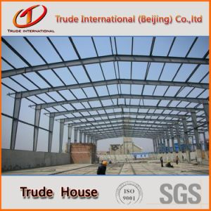 H Steel Structure Modular/Mobile/Prefab/Prefabricated Warehouse/Workshop Building pictures & photos