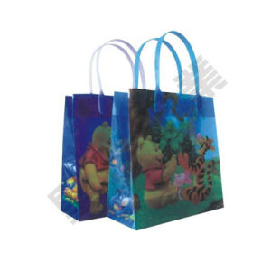 High Quality PP\PVC Shopping Bag with Handle