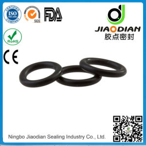 Black NBR O Ring for Hole Sealing with SGS RoHS FDA Certificates As568 Standard (O-RINGS-0053) pictures & photos