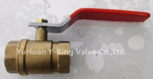 Brass Forged Ball Valve (YD-1007) pictures & photos