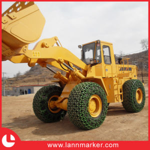 High Quality Tyre Protection Chain for Loader pictures & photos