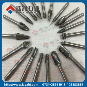 Solid Carbide Wood Drill Bit Rotary Burrs