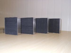Honeycomb Metal Catalytic Substrate for Euro2-Euro5 pictures & photos