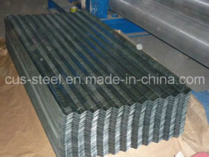 Prime Professional 0.17mm Gi Corrguated Metal Roofing Sheet for Wholesales pictures & photos