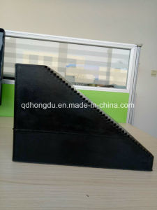 Anti-Slip Car Parking Wheel Chock pictures & photos