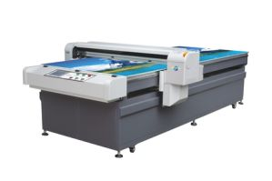 Economic Digital Directly Inkjet Printing Machine (Colorful 1225)