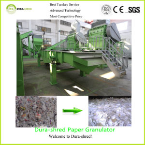 Dura-Shred Paper/ Waste Tire Granulator (TSD832) pictures & photos