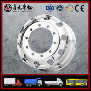 Trailer/Tractor/Heavy Truck, Forged Aluminum Alloy Wheel Rims Tire Tyre pictures & photos