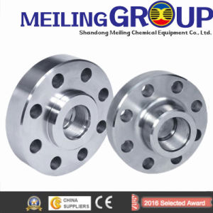 ASME B 16.5 Carbon Steel Forged Pipe Fitting Flanges pictures & photos
