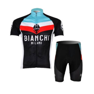 Compression Sublimation Men′s Cycling Jersey for Men pictures & photos
