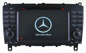 Android 5.1/1.6 GHz Car GPS Navigation for Mercedes Benz Clk /Cls Auto GPS DVD Player 3G Connection Hualingan pictures & photos