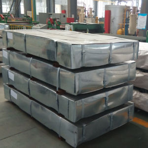 0.14mm Building Material Steel Roll Corrugated Galvanized Steel Roofing Sheet pictures & photos