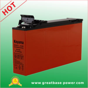Lead Acid Front Terminal Gel Battery 150ah 12V pictures & photos