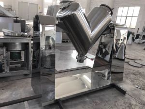 Batch Type V Mixer Machine pictures & photos