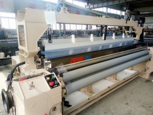 Double Nozzle Electronic Feeder High Speed Wayer Jet Loom pictures & photos