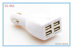 4 USB 5V4.6A Car Charger (CC-052)