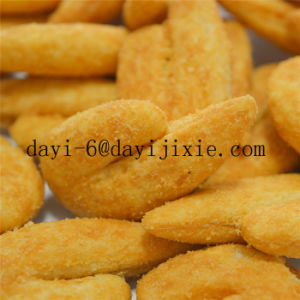 Hot Selling Puffed Corn Machine/Popular Corn Puffed Snack Extruder pictures & photos