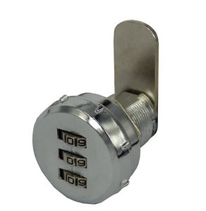 Combination Cam Lock for Lockers, Cabinet and Drawer (AL-4003) pictures & photos