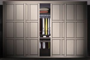 Sliding Door for Wardrobe (Sliding Door 2629-1) pictures & photos
