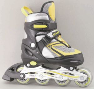 Kids Adjustable Semi-Soft Inline Skates T