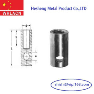Precast Concrete Lifting Sockets Solid Type with Cross Hole pictures & photos
