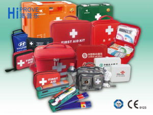 CE&ISO Approved OEM All Purpose Emergency First Aid Kit pictures & photos