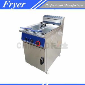 New 46L Gas Deep Fryer (GZL-46V) pictures & photos