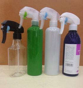 Medical Pet Bottle with Spray Nozzle pictures & photos