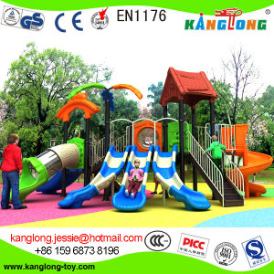 Hot Sale New Design Kid Outdoor Playground Equipment (2015 KL 012A) pictures & photos