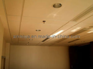Acoustic Decoration Board / Fiberglass Ceiling Panel for Cinema/ Building Materials pictures & photos