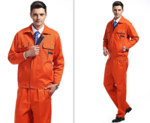 Custom Workwear Coverall Uniform From Factory (CUSTOMERS OWN MODEL)