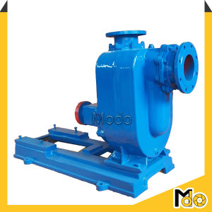 Diesel 1.6 MPa Centrifugal Self Priming Sludge Pump pictures & photos