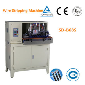 Automatic Cable Stripping Twisting Machine pictures & photos