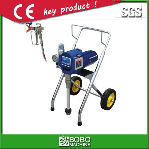 Automatic Small Resin Spraying Machine (YF-8) pictures & photos