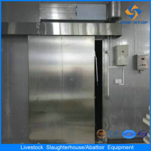 Cold Storage Room with Food pictures & photos