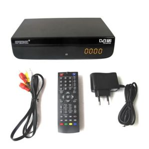 Newest 130A DVB-T2 Decoder with PVR Ready Via USB pictures & photos