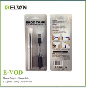 E Cigarette Evod Electronic Cigarette 650/1100mAh Battery