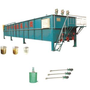 5-500 Cubic Meters Per Day Cavitation Air Flotation (CAF) Machine pictures & photos